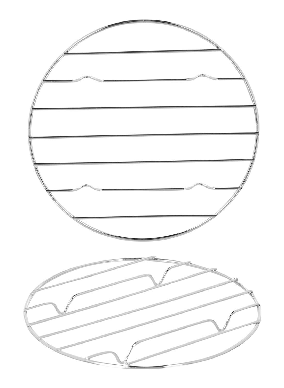 HEMA 2-pak Onderzetters (grijs)
