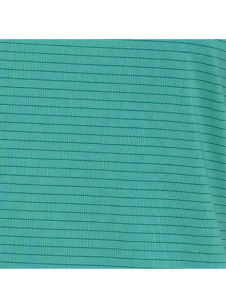 dames sportshirt aqua aqua - 1000013454 - HEMA