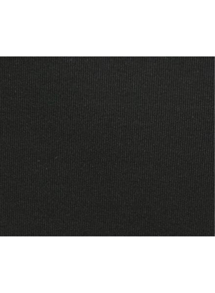 corrigerende damesstring zwart zwart - 1000009176 - HEMA