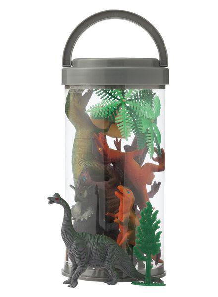 dinosaurus set - 15100072 - HEMA