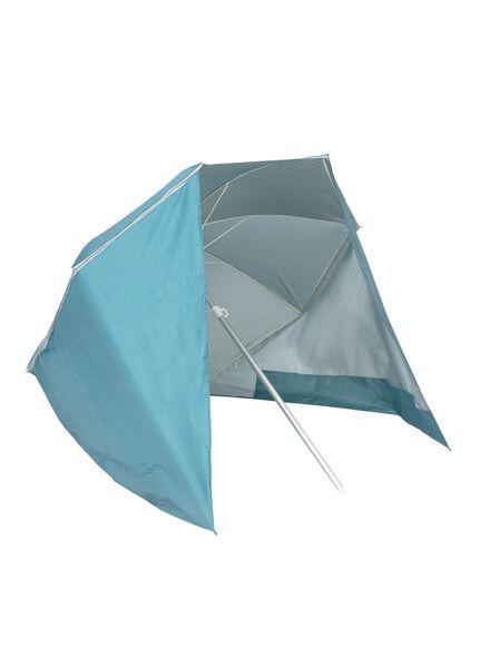 parasol met windscherm Ø 180 cm - 41850101 - HEMA