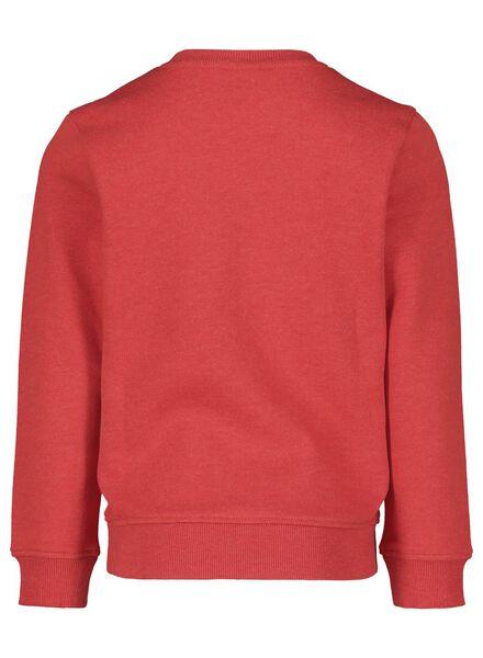 kindersweater rood rood - 1000017258 - HEMA