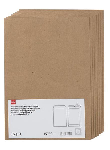 enveloppen C4 - 8 stuks - 14130040 - HEMA