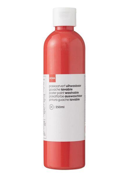 plakkaatverf rood - 15988713 - HEMA