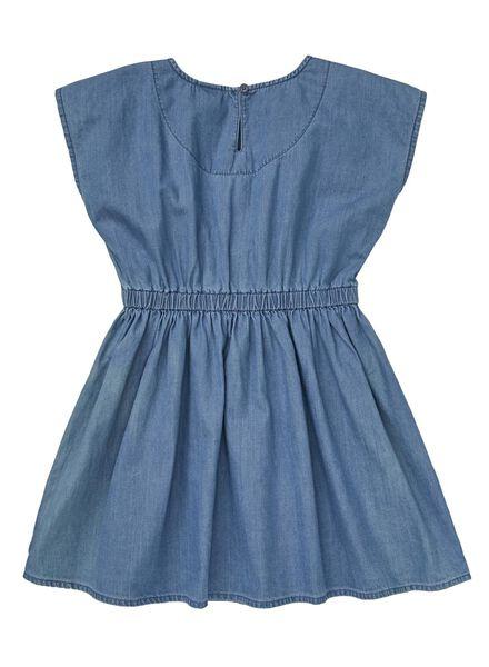 kinderjurk lichtblauw lichtblauw - 1000012690 - HEMA