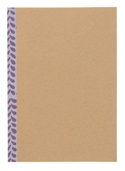 notitieboek A5 gelinieerd - 14160309 - HEMA