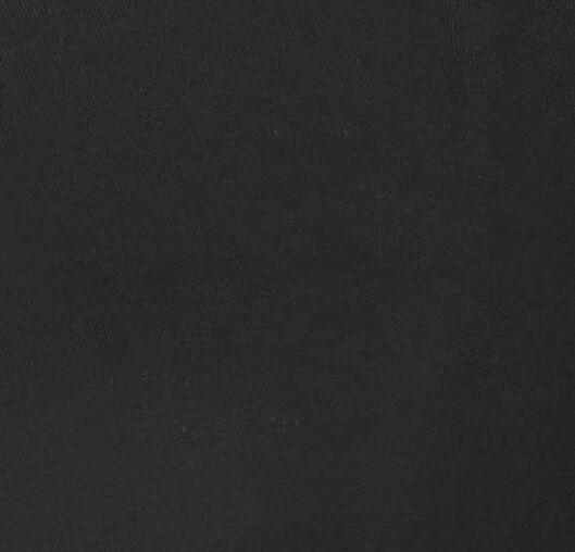 dames top plooien zwart zwart - 1000021169 - HEMA