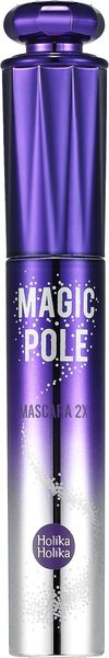 magic pole mascara 2x long & curl Holika Holika - 17620016 - HEMA