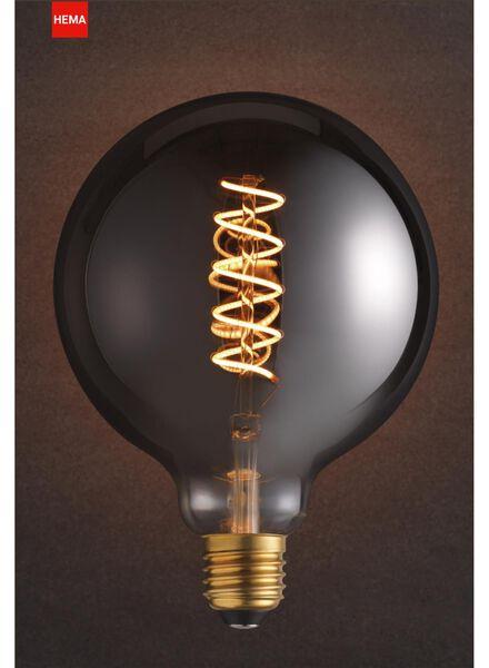 LED lamp 4W - 100 lm - globe - titatium - 20020063 - HEMA