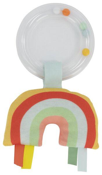 baby rammelaar regenboog - 33500630 - HEMA