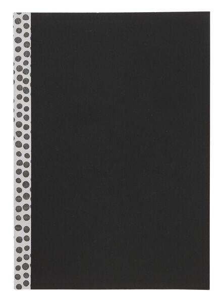 notitieboek A5 gelinieerd - 14161256 - HEMA