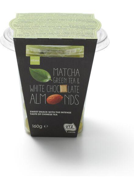 amandelen met witte chocolade en groene thee - 10663044 - HEMA