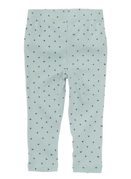 2-pak baby pyjama's grijs grijs - 1000008735 - HEMA