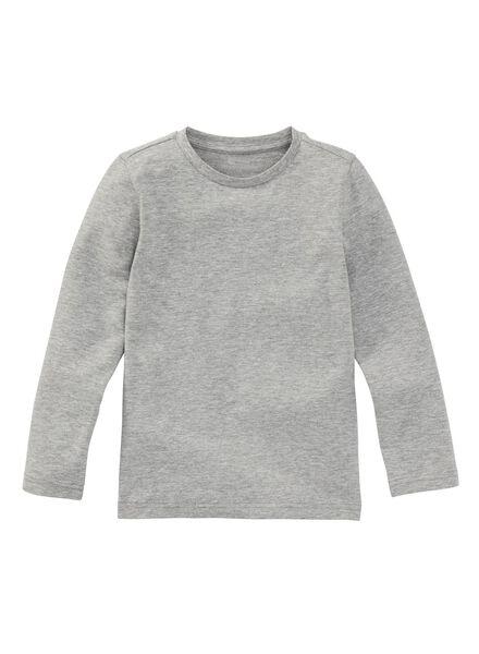kinder t-shirt - biologisch katoen ligr ligr - 1000003406 - HEMA