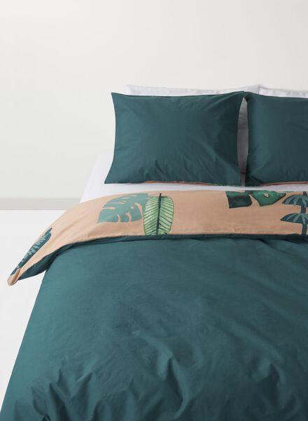 soft cotton dekbedovertrekset 200 x 200 cm - 5710080 - HEMA