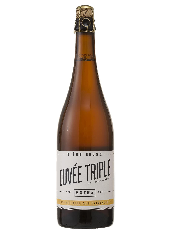 HEMA Cuvée Triple Speciaalbier hema.nl