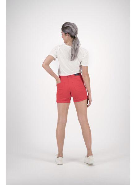 dames t-shirt gebroken wit gebroken wit - 1000011990 - HEMA