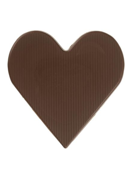 melkchocolade hart - 10370153 - HEMA