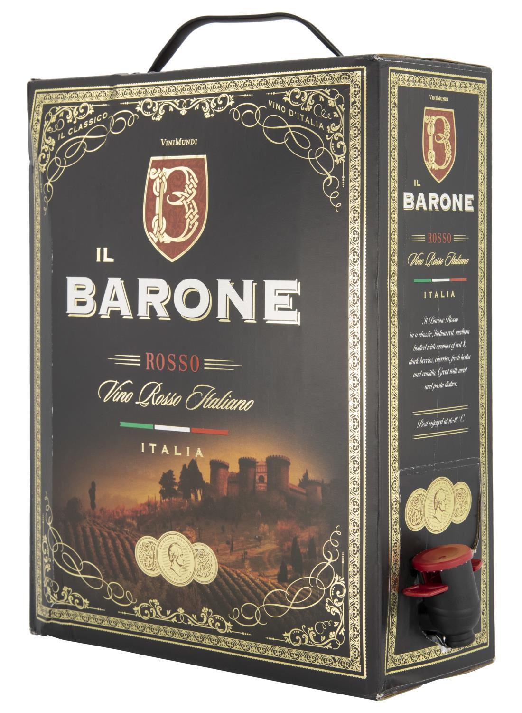 HEMA Il Barone Bag-in-box Italië Rood - 3L hema.nl