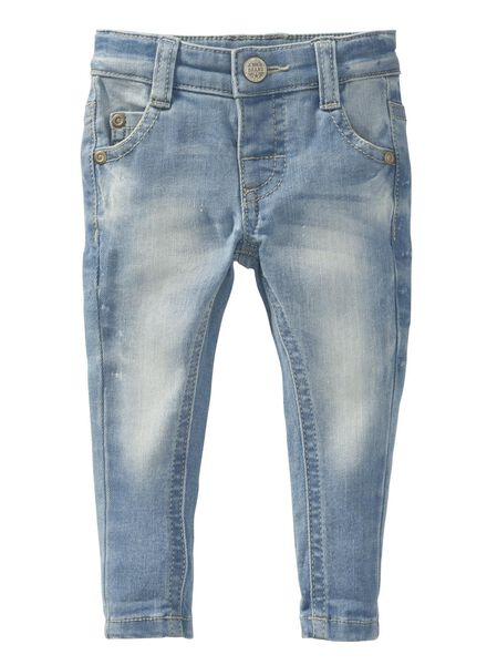 baby denim broek denim - 1000004682 - HEMA
