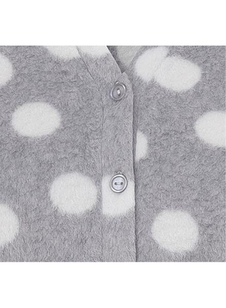 dames nachthemd grijsmelange grijsmelange - 1000010363 - HEMA
