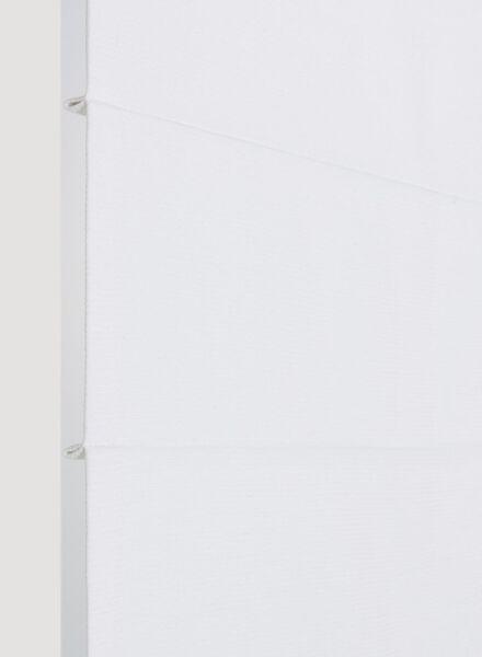 vouwgordijn perpignan ivoor perpignan - 7406817 - HEMA