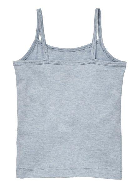 2-pak kinderhemden donkerblauw donkerblauw - 1000017997 - HEMA