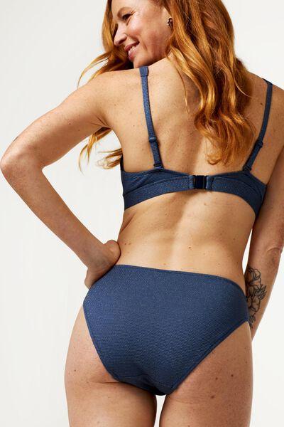 dames bikinislip grijs grijs - 1000017931 - HEMA