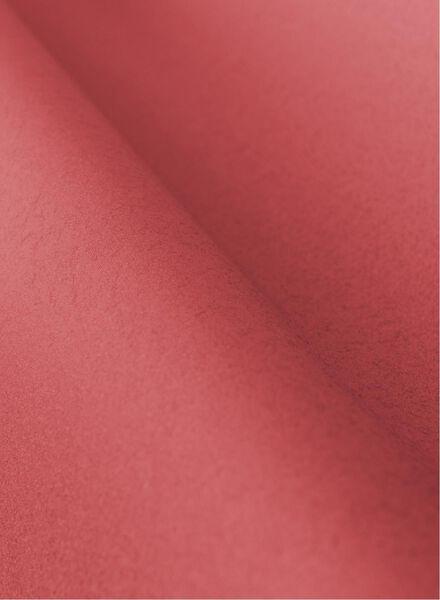 rolgordijn uni verduisterend/witte achterzijde rood uni verduisterend/witte achterzijde - 7410661 - HEMA