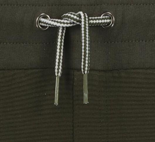 kinder sweatbroek legergroen legergroen - 1000019027 - HEMA