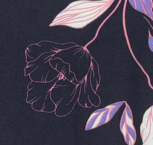 damesjurk donkerblauw donkerblauw - 1000018300 - HEMA