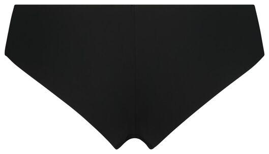 damesbrazilian micro zwart zwart - 1000021590 - HEMA
