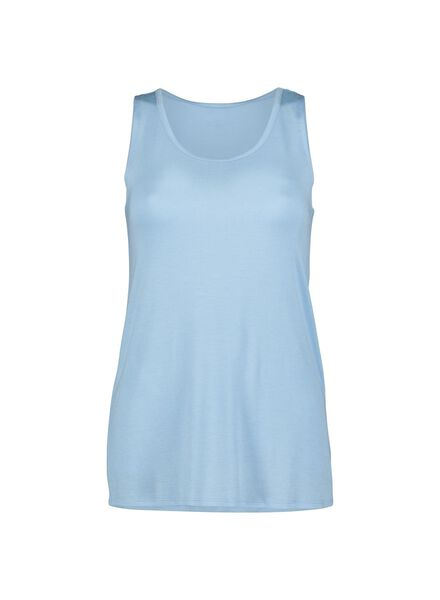 dames singlet lichtblauw lichtblauw - 1000013716 - HEMA