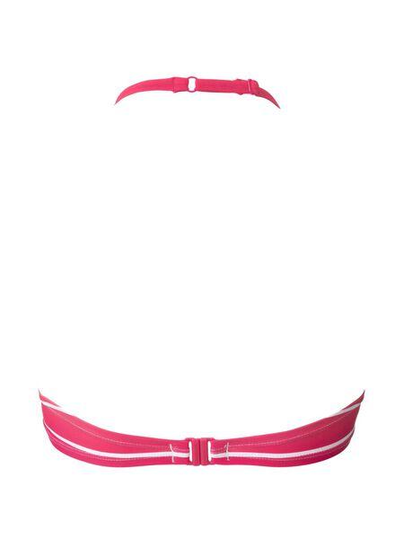 damesbikinitop B-D roze roze - 1000006634 - HEMA