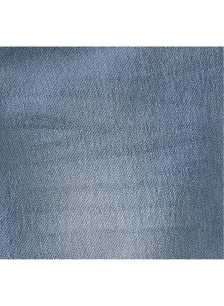 kinder jogdenim skinny lichtblauw lichtblauw - 1000011330 - HEMA