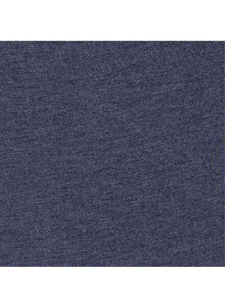 dames thermo t-shirt blauw blauw - 1000002006 - HEMA