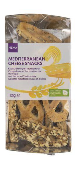kaaskrakelingen Mediterraan - 110 gram - 10661417 - HEMA