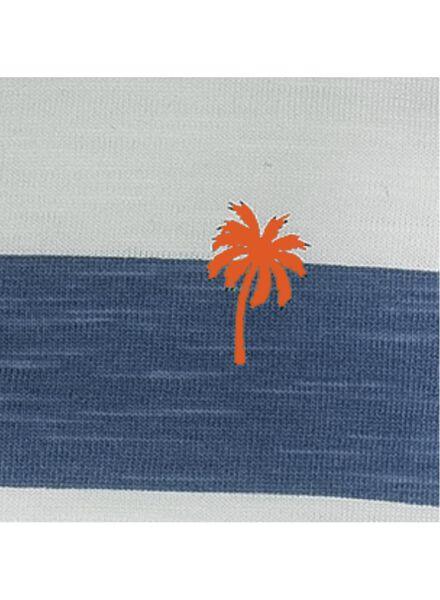 kinder poloshirt blauw blauw - 1000013276 - HEMA