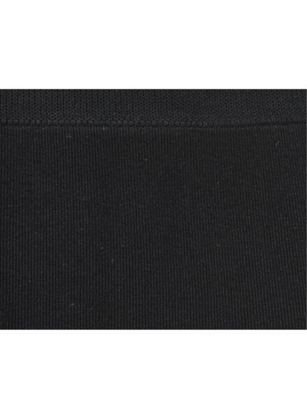 damesslip naadloos zwart zwart - 1000002026 - HEMA