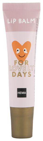 lipbalm lovely 15ml - 17860122 - HEMA