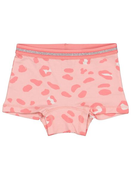 3-pak kinderboxers roze roze - 1000015466 - HEMA
