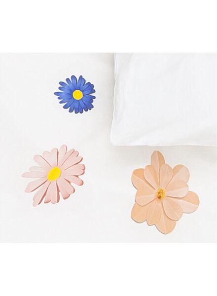 soft cotton dekbedovertrekset 200 x 200 cm - 5700039 - HEMA