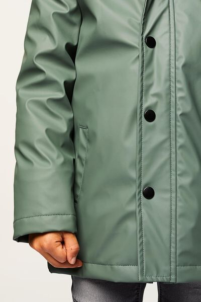kinderjas groen groen - 1000022276 - HEMA