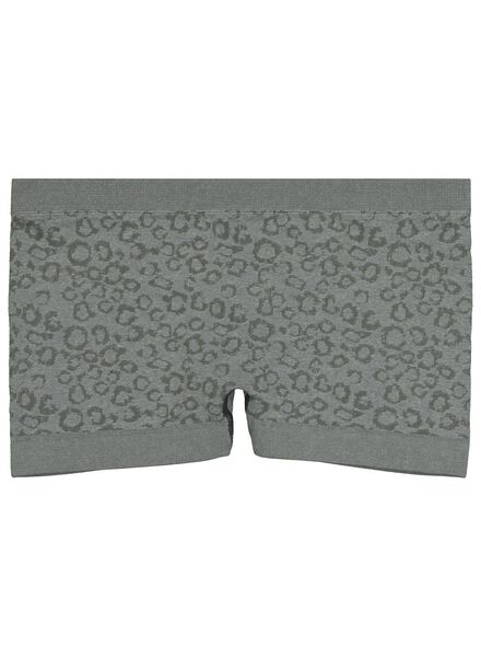 tienerboxer naadloos khaki khaki - 1000017349 - HEMA