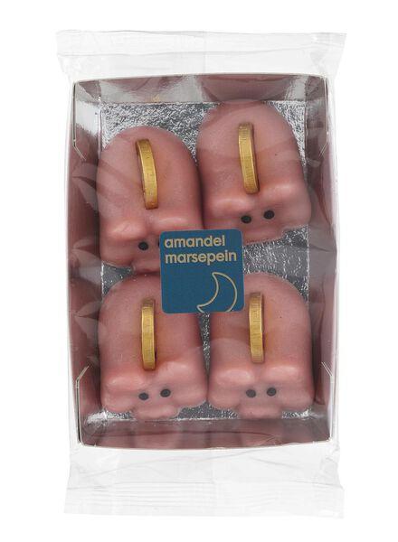 4-pak biggetjes marsepein - 10010051 - HEMA