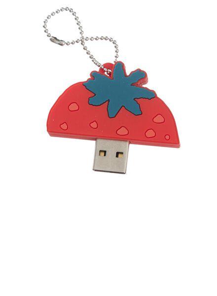 USB-stick 8GB aardbei - 39570001 - HEMA
