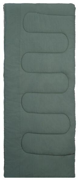 slaapzak 200x80 katoen groen - 41820390 - HEMA
