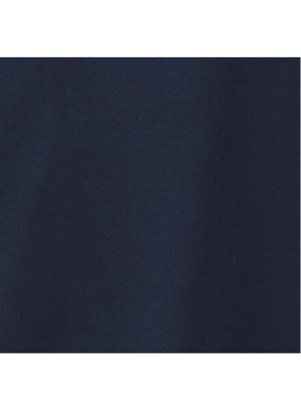 damesbroek donkerblauw donkerblauw - 1000014909 - HEMA