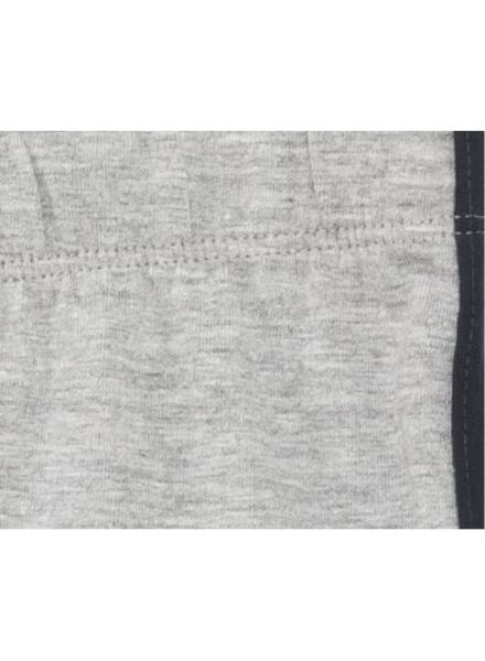 2-pak kinderleggings grijsmelange grijsmelange - 1000008470 - HEMA