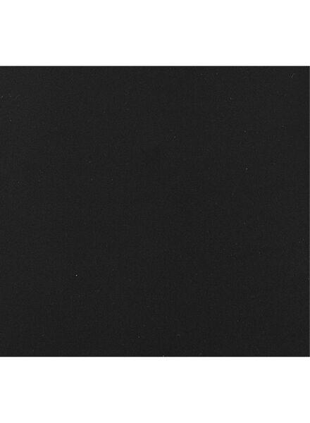 damesbadpak padded zwart zwart - 1000006619 - HEMA